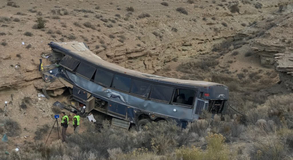 Las Vegas Bus Crash Attorney
