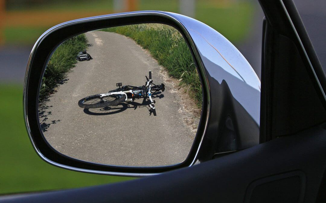 Rearview Bike Accident