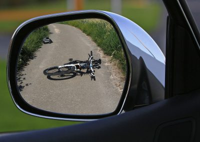 Bike Safety & What To Do If Hit