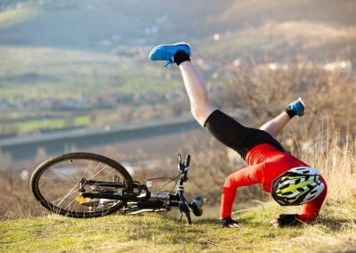 Bicycle Accident Causes & Next Steps