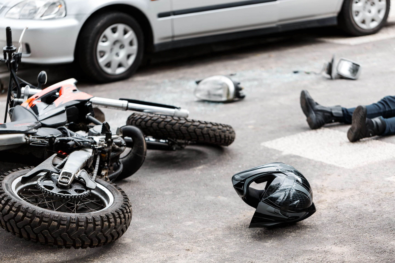 Biker Accident Injury