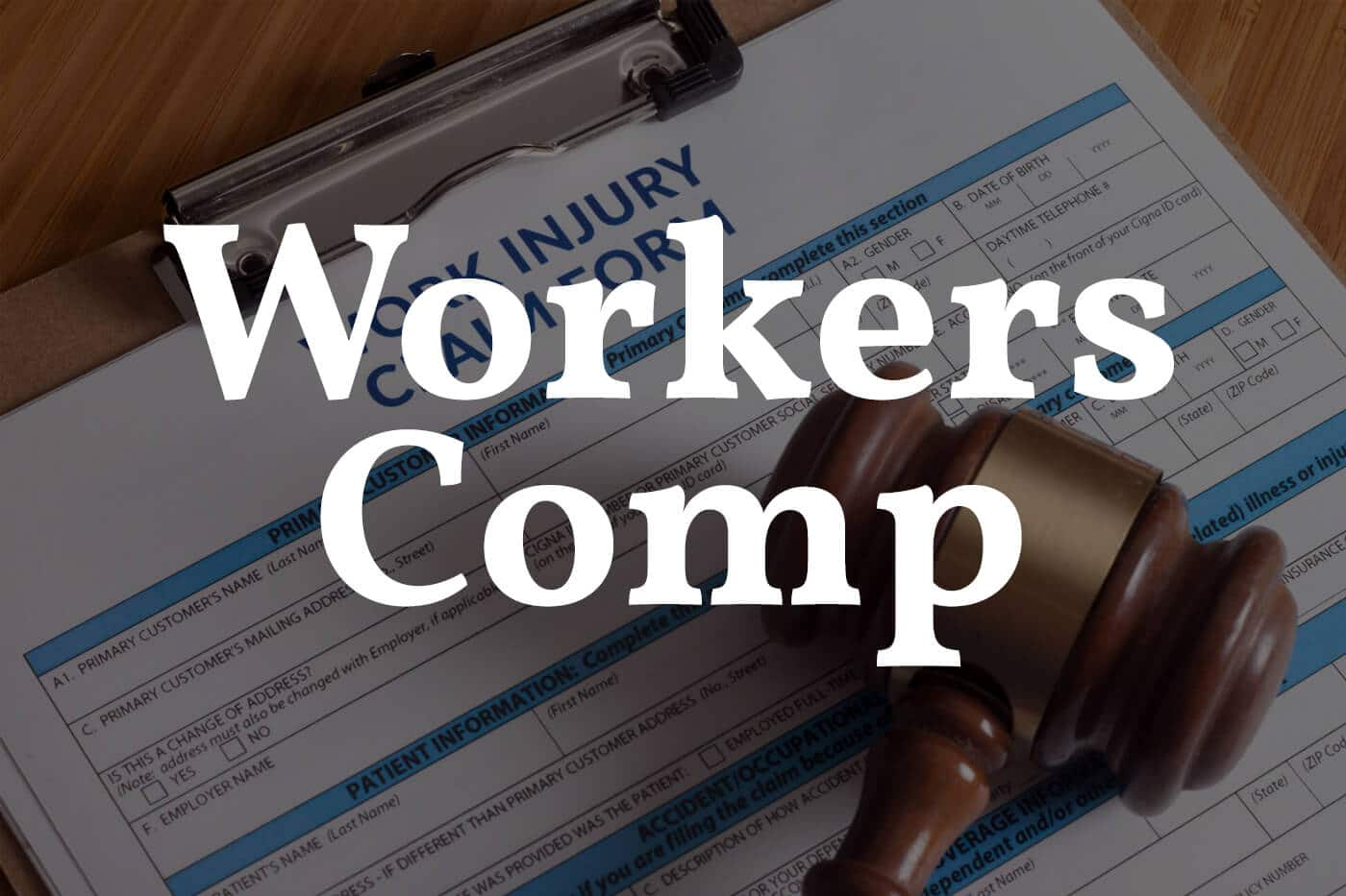 Workers Comp Law Las Vegas Eric Blank
