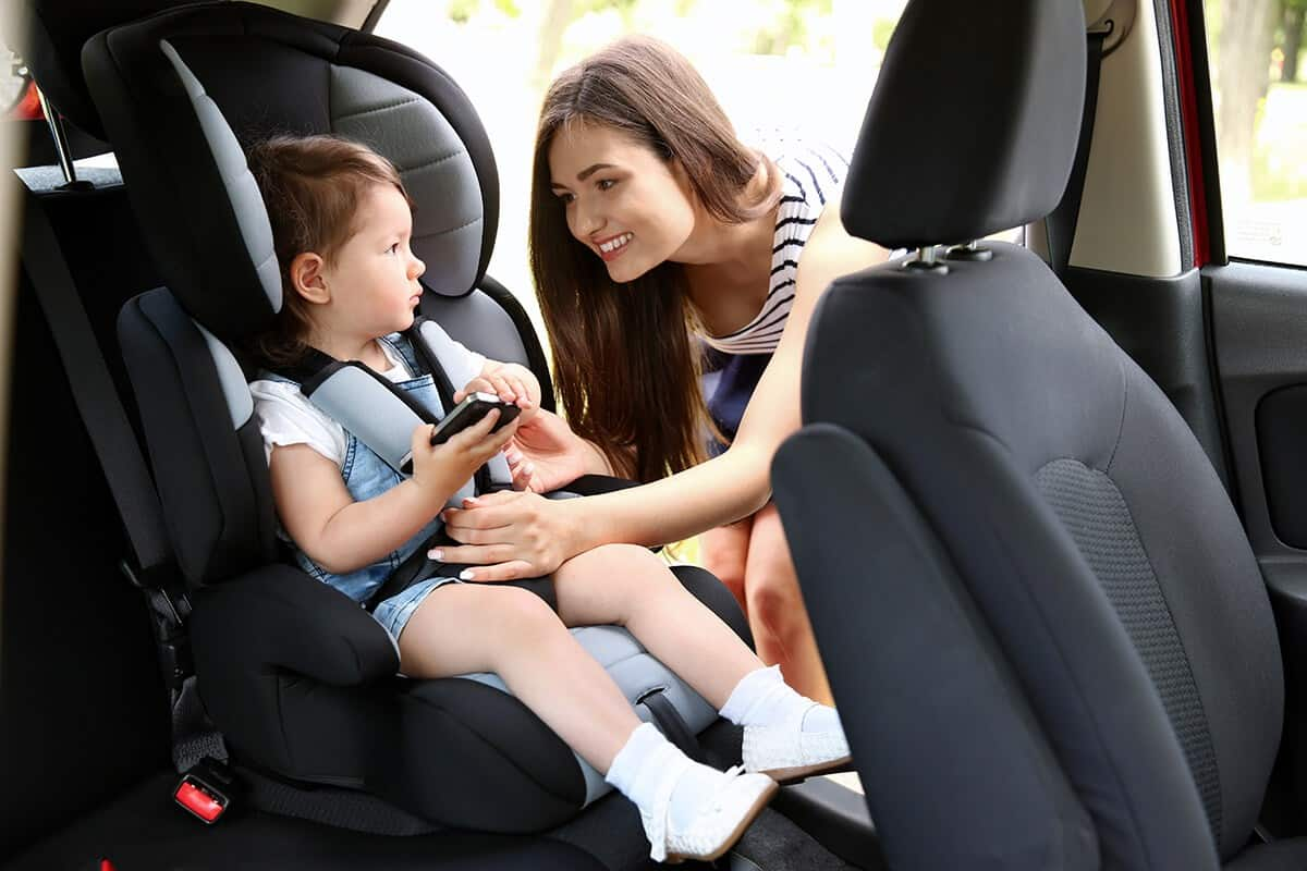 Child Automobile Safety To Avoid Distracted Driving