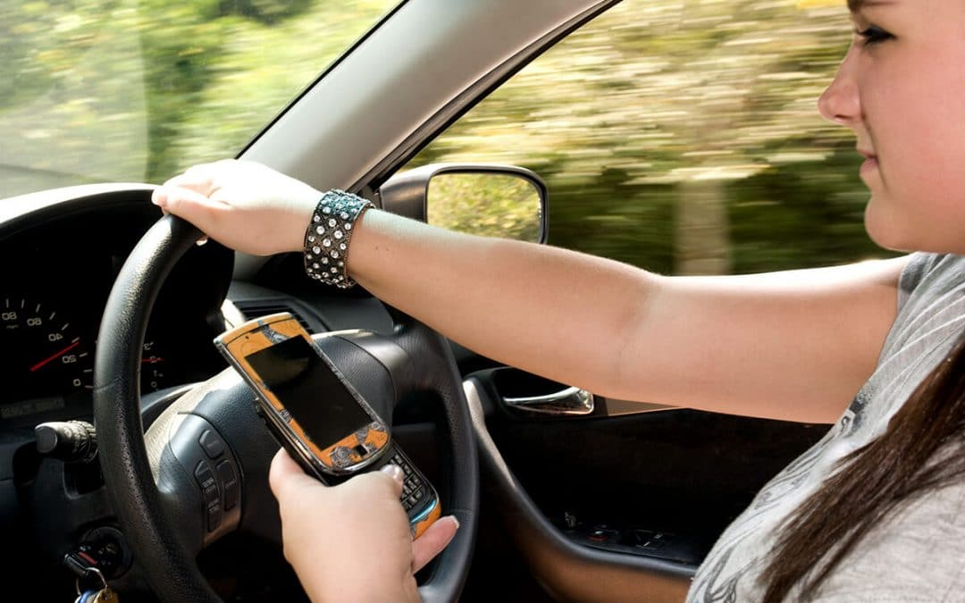 Avoid Texting and Distracted Driving