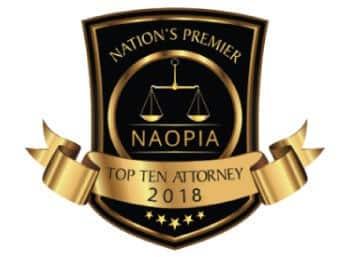 top ten attorney 2018