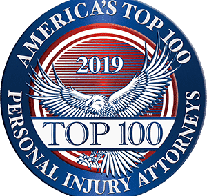 America's Top 100 Personal Injury Attorneys® 2019