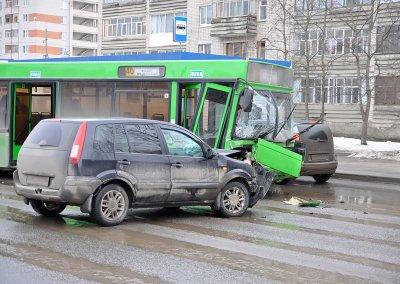 Handling Bus Injury Claims