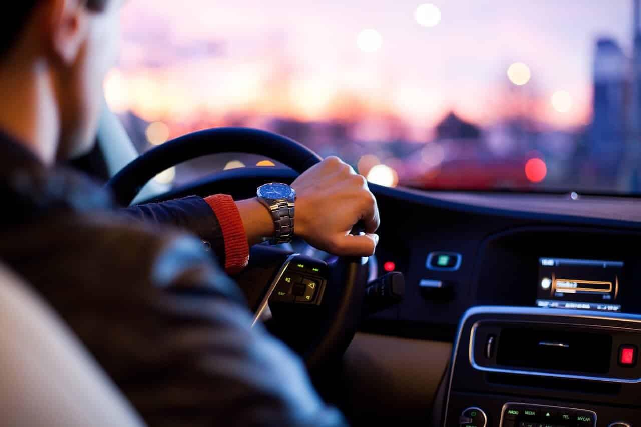 Lyft Driver Accidents