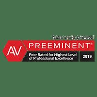 preeminent 2019 award