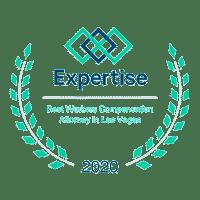 Expertise 2020 award logo