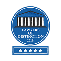 Lawyers of distinction 2019!