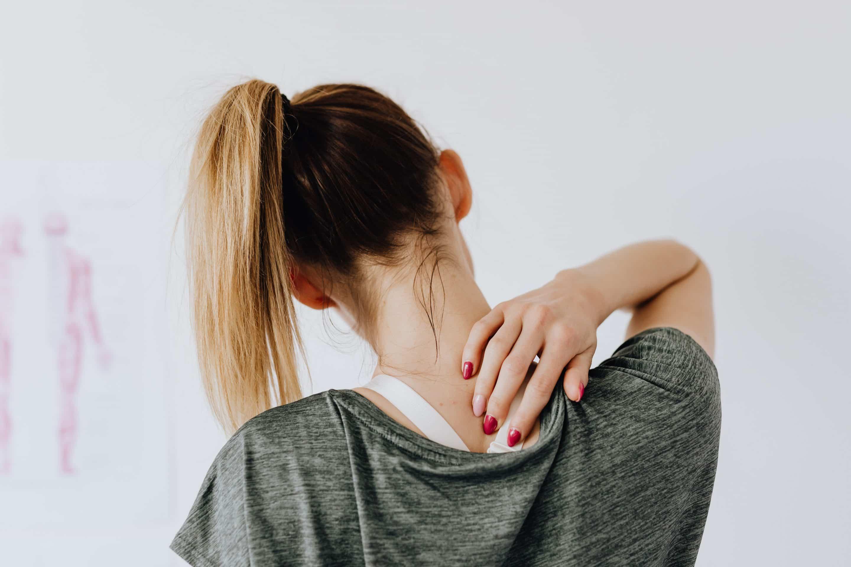 whiplash neck pain