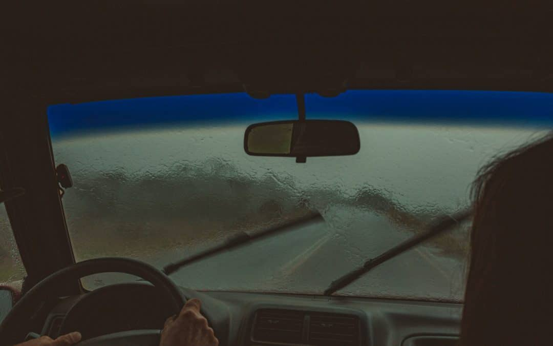 Monsoon Season & Driving Risks