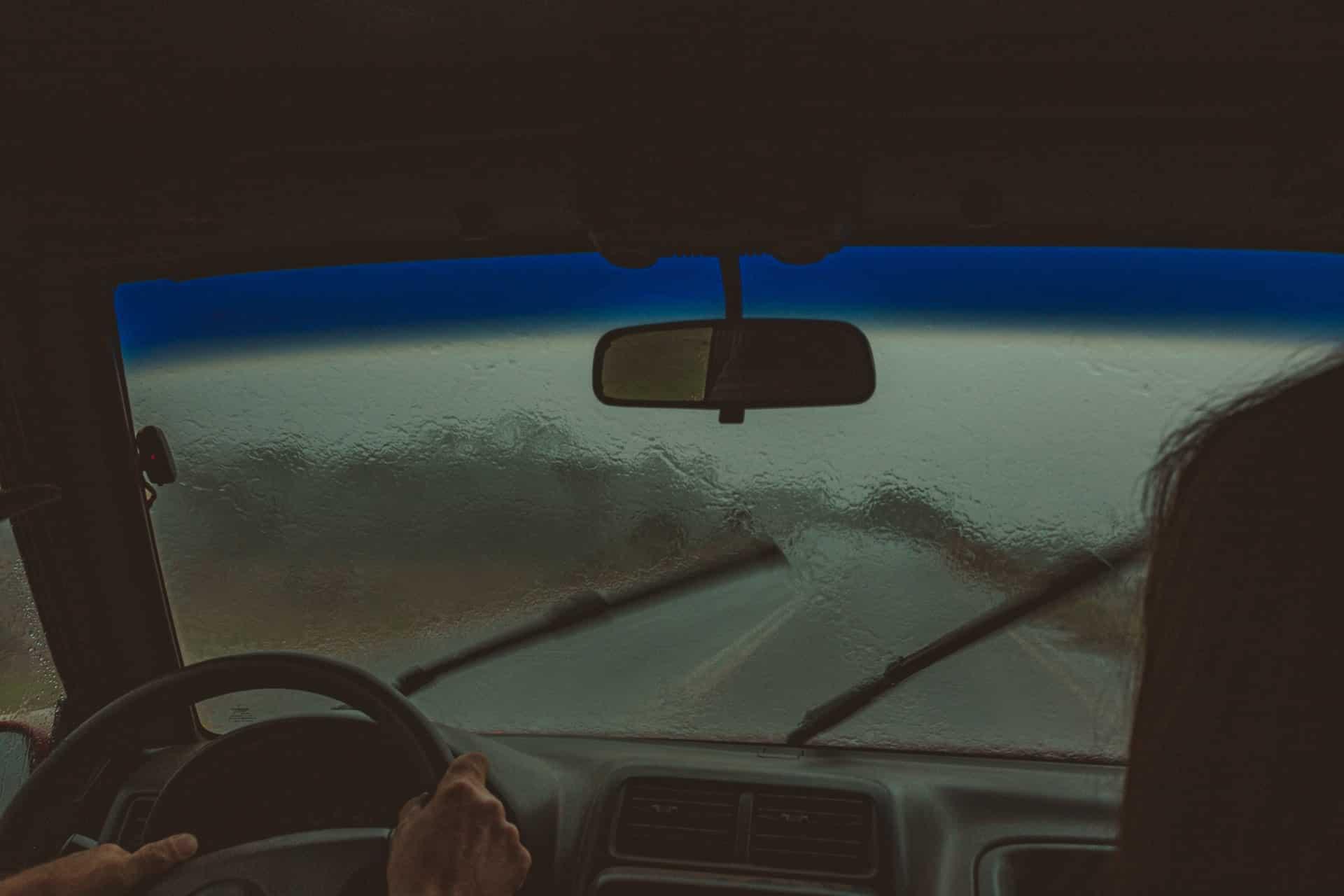 monsoon season driving dangers