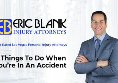 5 Things To Do When You're In An Accident