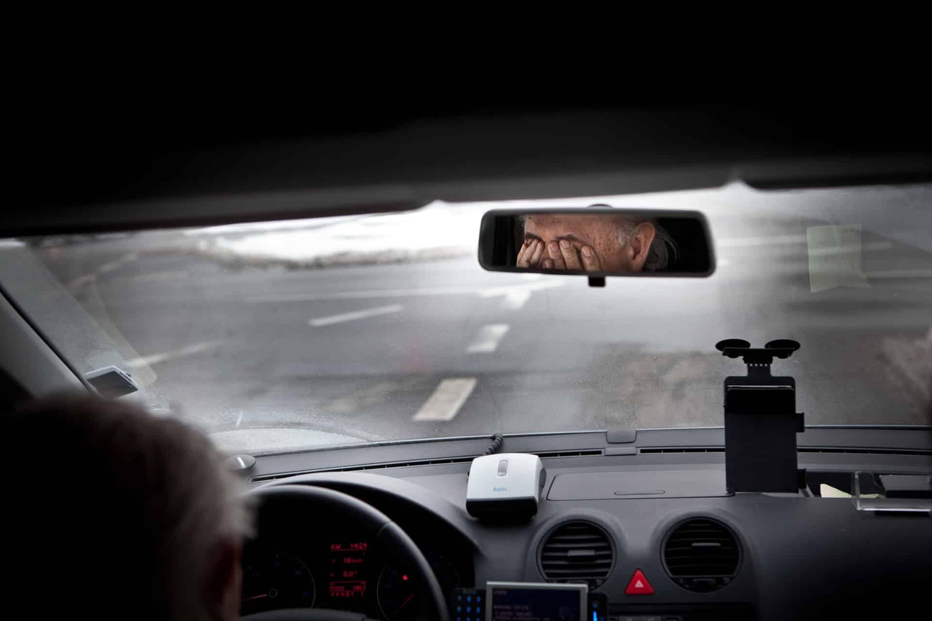 driving fatigue accidents